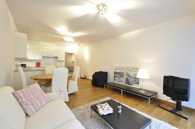 Appartement Knokke-Zoute studio meublé Loué