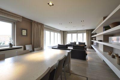 Appartement 3 CH Knokke le Zoute - appart. de coin Loué