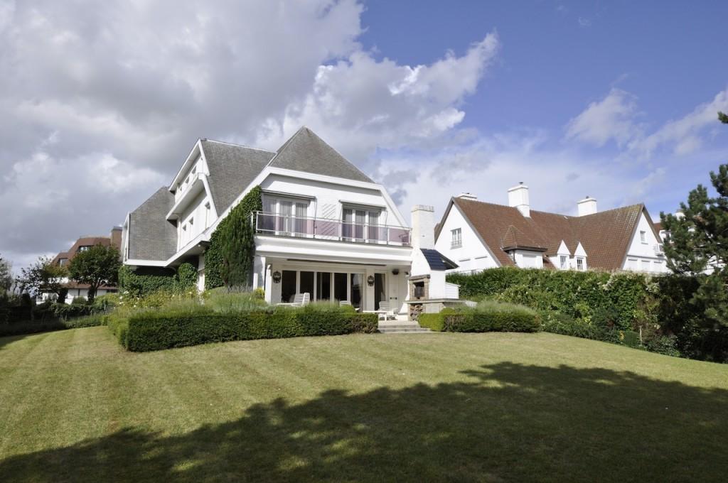 Location Villa 5 CH Knokke-Zoute Kustlaan