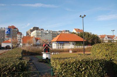 Vente Garage Knokke le Zoute -