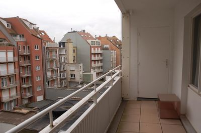 Vente Appartement 3 CH Knokke le Zoute - vue mer frontale Vendu