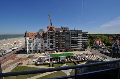 Appartement 1 CH Knokke le Zoute Place Albert Vendu