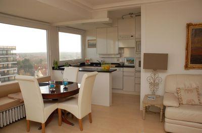 Appartement 1 CH Knokke le Zoute Place Albert Vendu