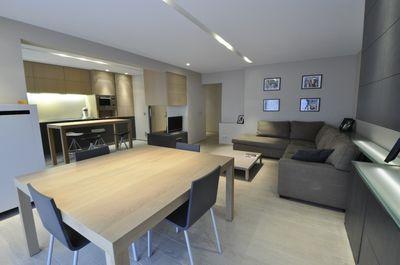 Vente Appartement 2 CH Knokke le Zoute - vue mer de biais
