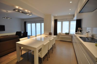 Vente Appartement 2 CH Knokke le Zoute - vue mer latérale