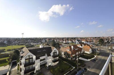 Vente Appartement 2 CH Knokke le Zoute - Penthouse minigolf Vendu