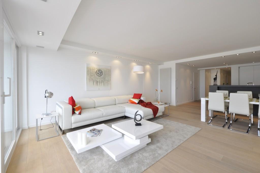Vente Appartement 4 CH Knokke-Zoute digue de mer