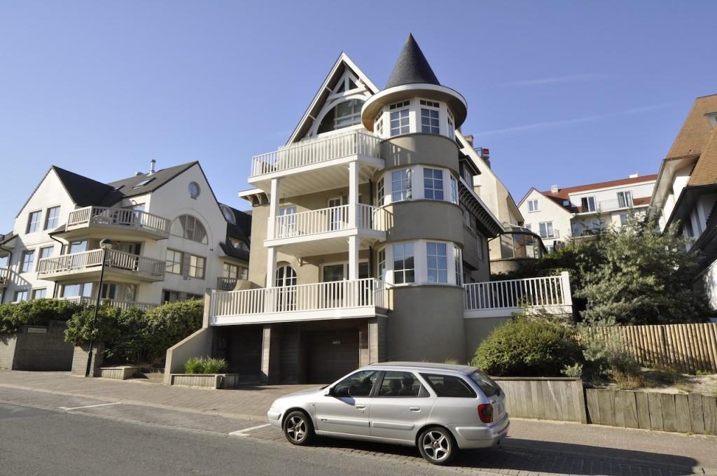 Vente Appartement 3 CH Duinbergen Royal Belgian Sailing Club / appartement de coin