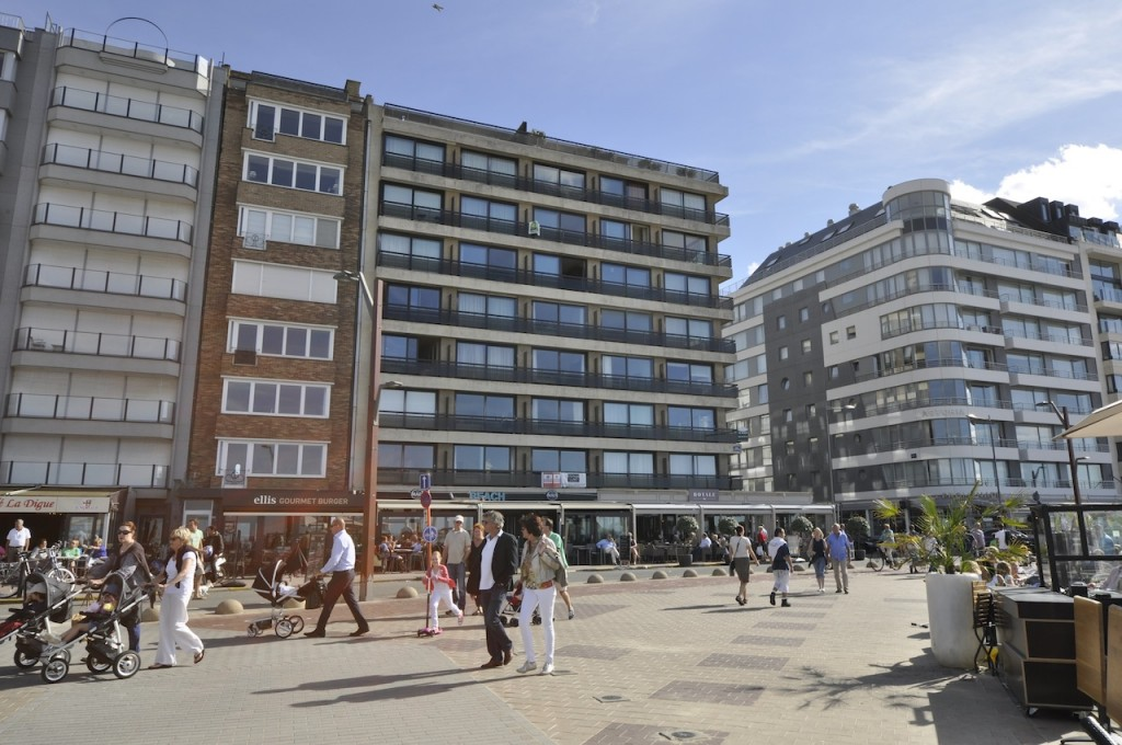 Ventes appartement t3 f3 knokke heist rubensplein agence for Agence immobiliere knokke