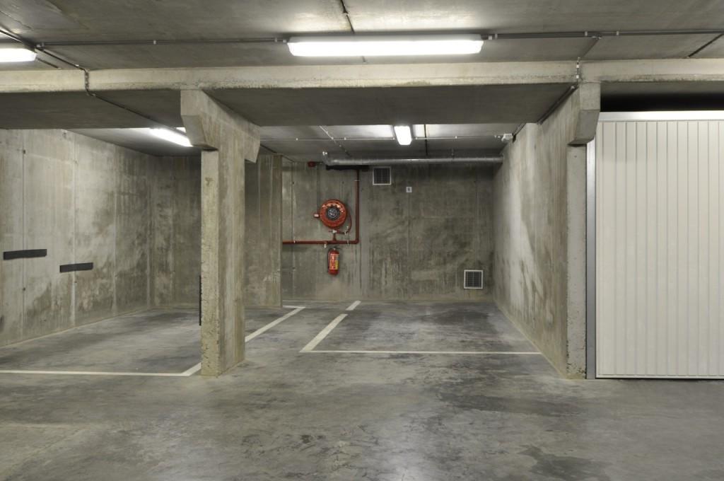 Vente garage Knokke-Heist Emplacement