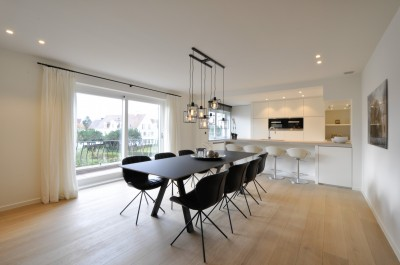 Vente Appartement 3 CH Knokke-Zoute - rénovation contemporaine / villa résidentielle / près du Minigolf
