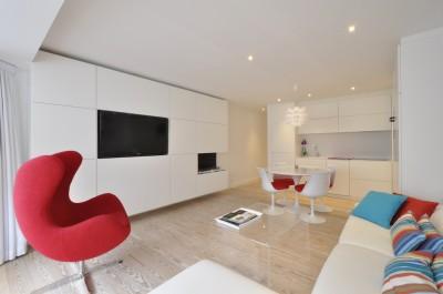 Appartement 1 CH Knokke-Heist - Avenue Parmentier Vendu