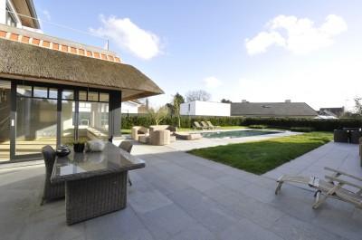 Villa 5 CH Knokke-Heist - Villa individuelle récente avec piscine Vendu