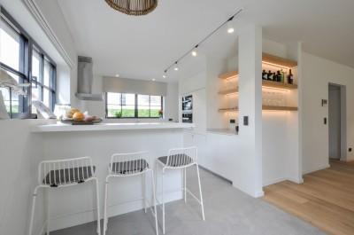 Vente Villa 4 CH Knokke-Heist - Keuvelhoekstraat