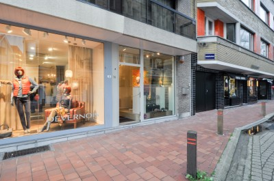 Location Commerce Knokke-Zoute - Duindistelstraat / Res. Le Perchoir