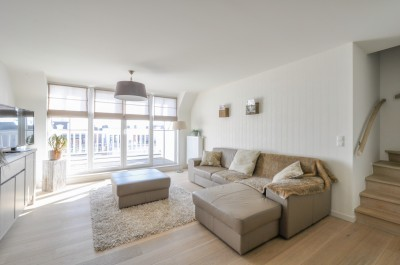 Location Appartement 2 CH Knokke-Heist -  Duplex / Times Square