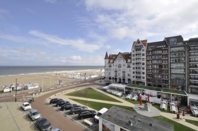 Appartement 4 CH Knokke-Zoute - Place Albert / Superbe vue mer Loué
