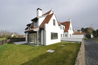Vente Villa 3 CH Knokke le Zoute - nouvelle construction Graaf Jansdijk