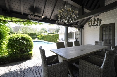 Vente Villa 4 CH Knokke-Zoute - Villa récente avec piscine / dans les petits sentiers