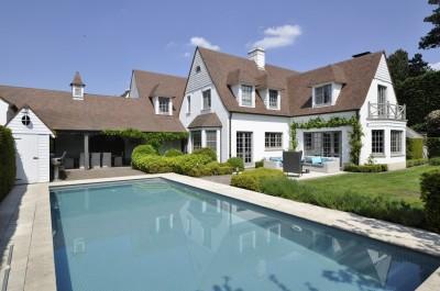 Achat villa de luxe avec piscine zeedijk knokke zoute agence immobili re prestige knokke zoute for Achat villa de prestige