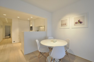 Appartement 1 CH Knokke-Heist Digue de mer Vendu