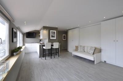Studio Knokke-Heist - villa résidentielle près de la digue Vendu