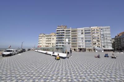 Vente Appartement 2 CH Knokke-Heist - côté soleil Place Rubens / superbe vue mer