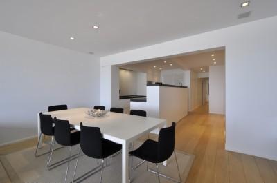 Verkoop Appartement 3 SLPK Knokke-Zoute - St-Georges / Zeedijk Zoute