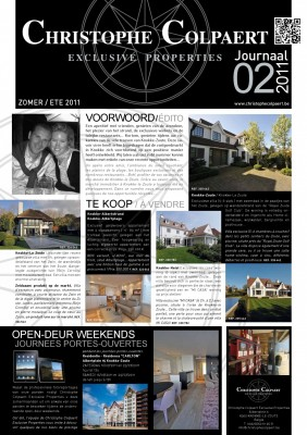 Christophe Colpaert Exclusive Properties - JOURNAL