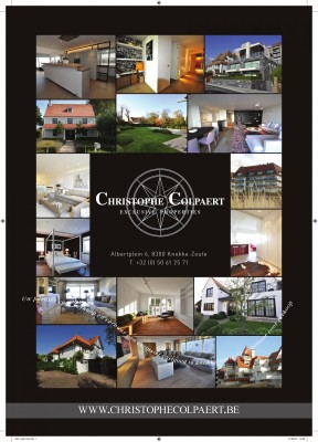 Parution LOOK-OUT MAGZINE - Christophe Colpaert Exclusive Properties